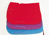Quilted Colours Saddle Pad