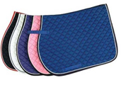 Quilted Sqire Saddle Pad