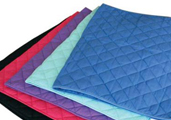 Quilted Colour Saddle Pad
